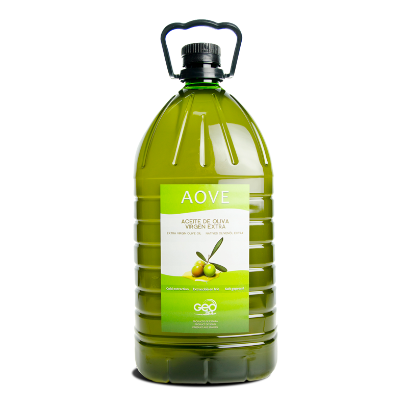 Aceite de Oliva Virgen Extra 5 litros GeoSol